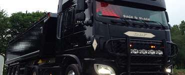 The new DAF XF 106