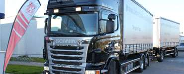 The Scania NEW