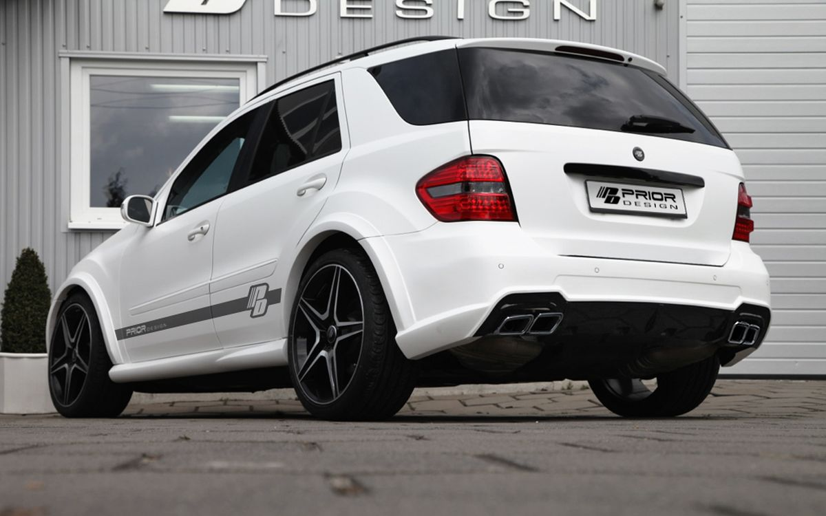 Mercedes benz m w164 for Mercedes benz w164
