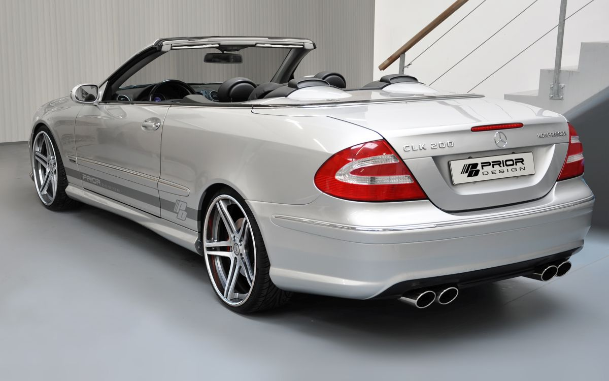 mercedes benz clk w209. Black Bedroom Furniture Sets. Home Design Ideas