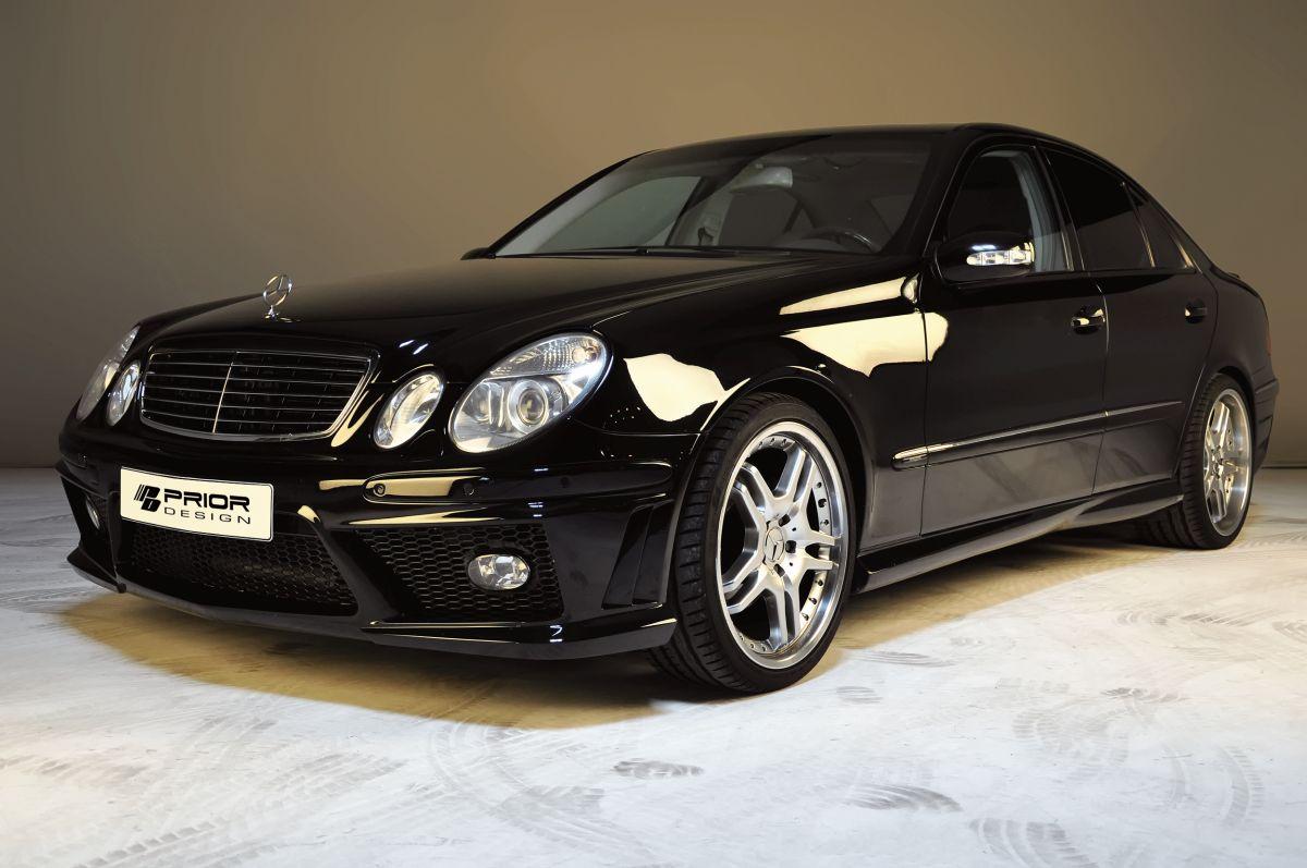 Mercedes benz e w211 for Mercedes benz w211