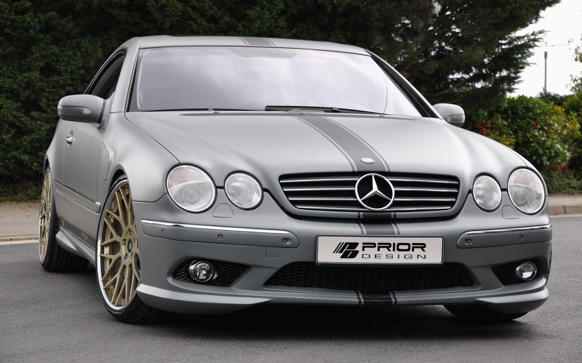 Mercedes benz cl w215 for Mercedes benz cl 300