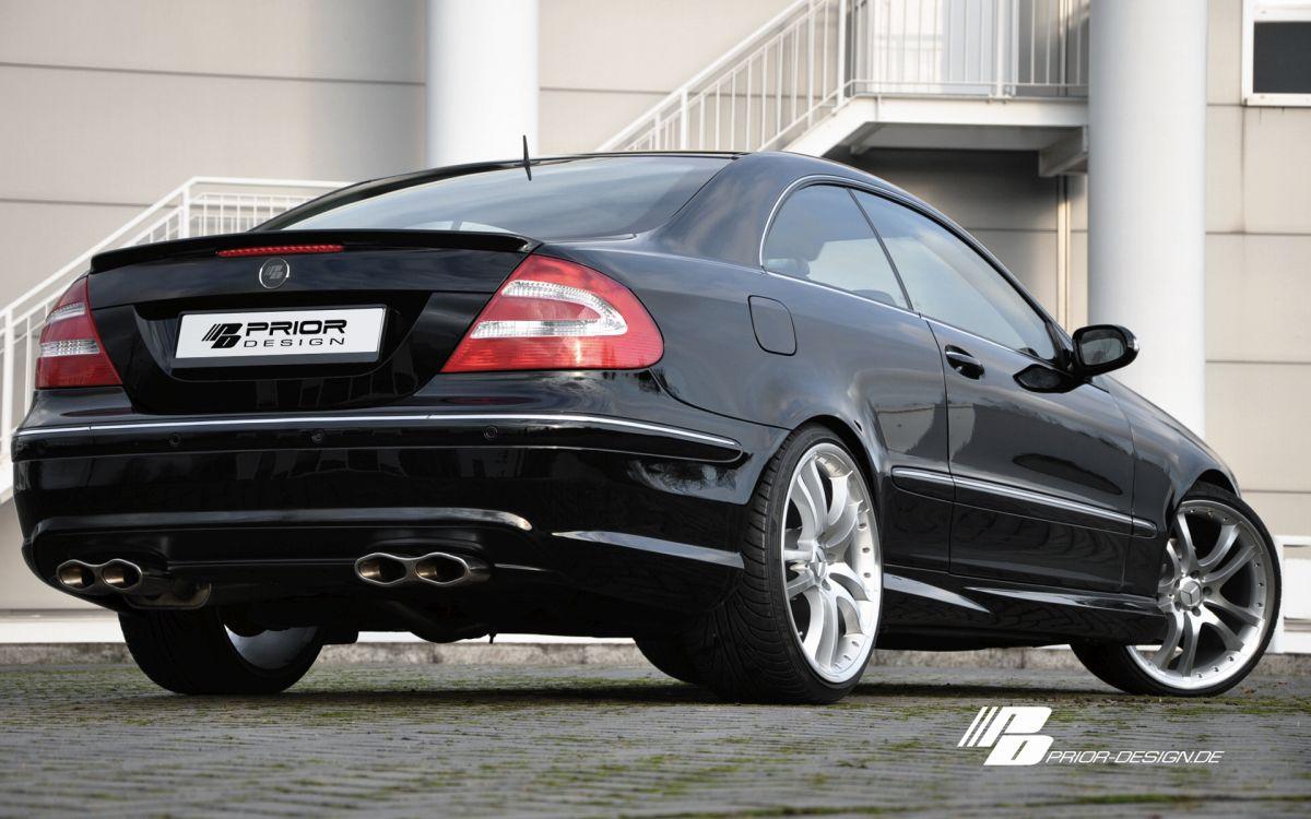 Mercedes Benz Clk W209