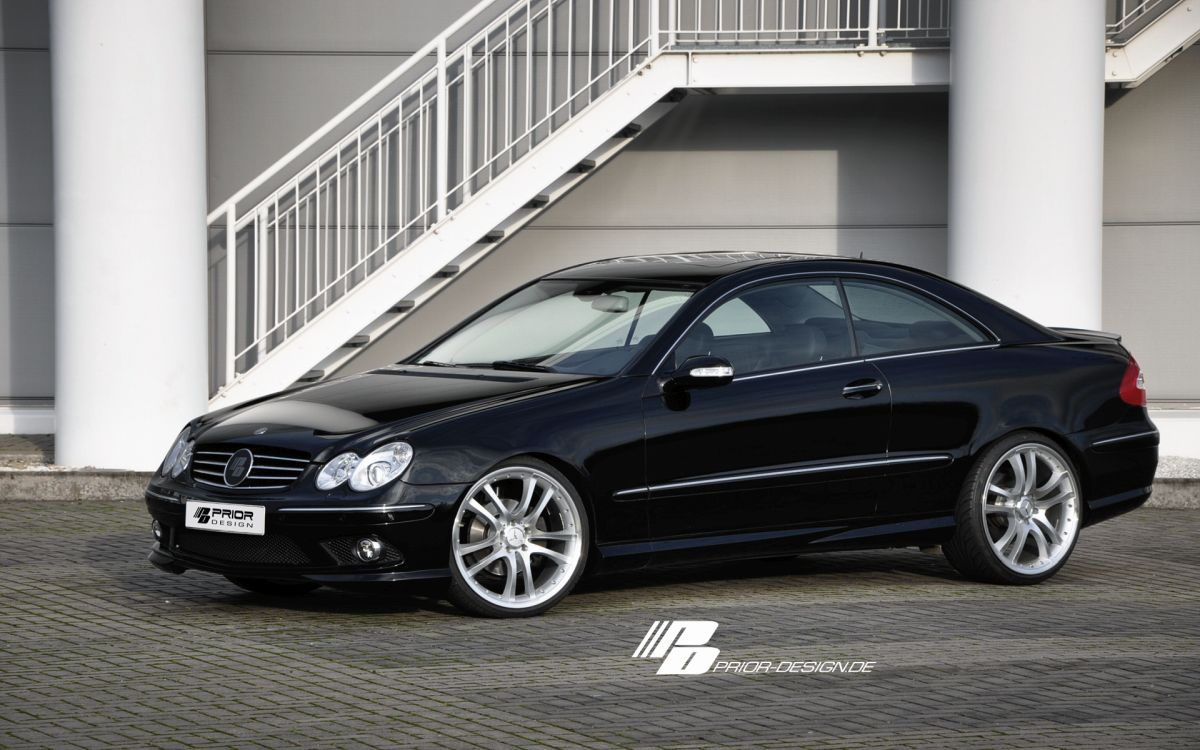 Mercedes benz clk w209 for Mercedes benz clk