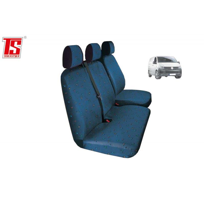 passend f r volkswagen t6 sitzbez ge. Black Bedroom Furniture Sets. Home Design Ideas