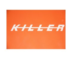 Truck Application Plastic Shield - KILLER, size approx...