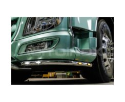 Fits DAF *: XF 106 underrun protection tube bumper...