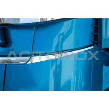 Suitable for Volvo*: FH4 (2013-...) Stainless steel strip...
