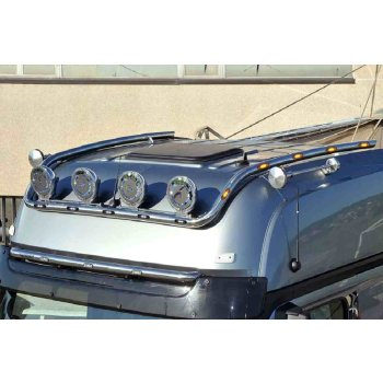 Fits Mercedes*: ACTROS MP4 (2011...) GigaSpace roof lamp...