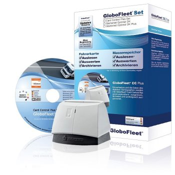 GloboFleet Card Control Plus Set