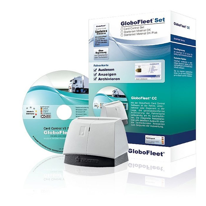 GloboFleet Card Control Set