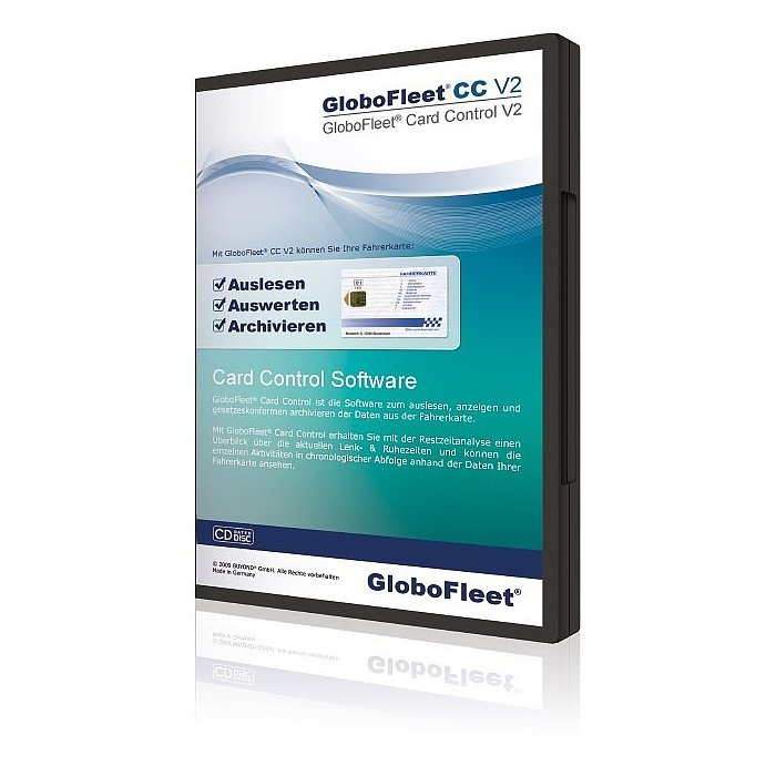 GloboFleet Card Control Software