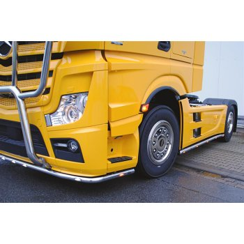 Fits Mercedes *: ACTROS MP4 (2011...) sidebars, including...
