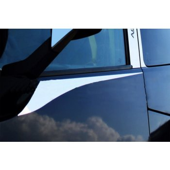 Suitable for Volvo*: FH4 (2013-...) Stainless steel door...