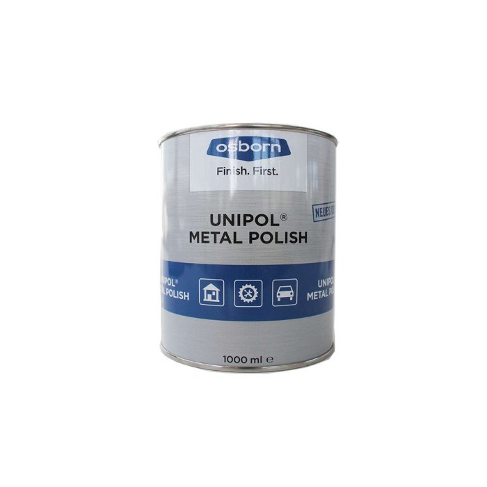 UNIPOL® 2102 Metal Polish, 1000ml Dose, Politur für...