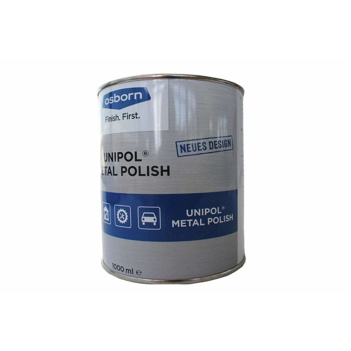 UNIPOL 2102 Metal Polish, 1000ml Dose, Politur für Chrom,...