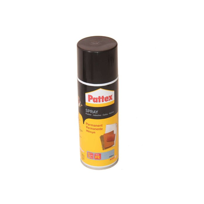 PATTEX Power Spray 400 ml Sprüh Kleber permanent Dode PXSP6