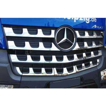 Suitable for Mercedes*: Arocs (2013-...) stainless steel...