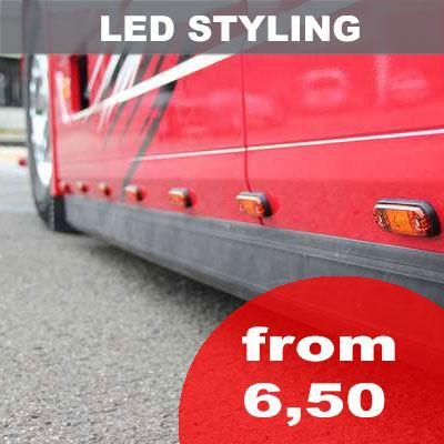 LED Styling parts