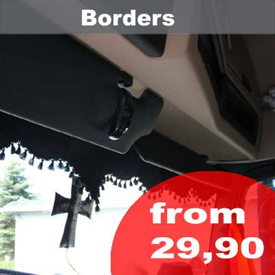 borders for trucks
