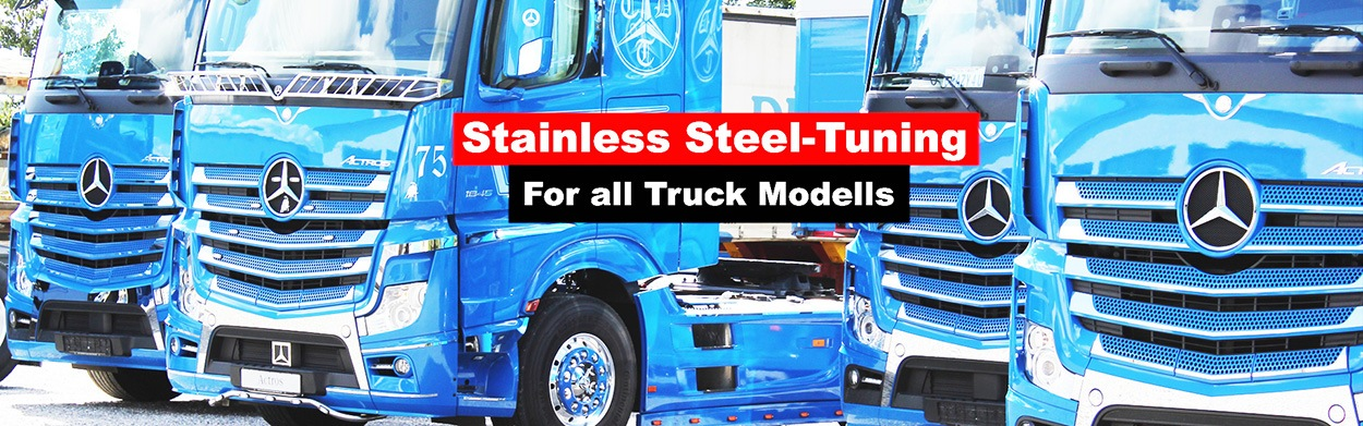 Stainless steel Tuning